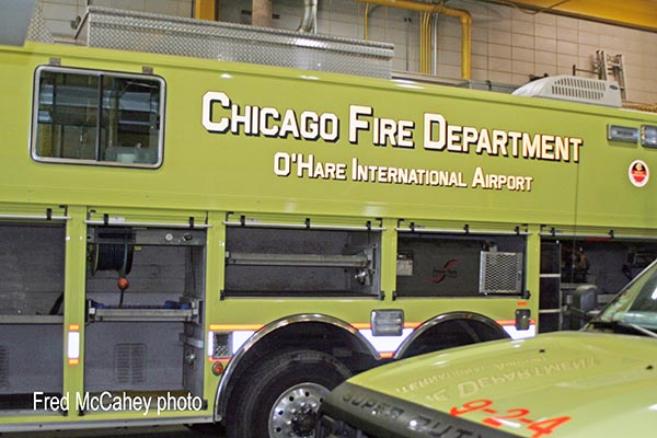 Chicago FD Squad 7