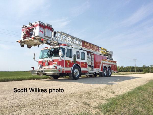 Dauphin MB Fire Deaprtment Truck12