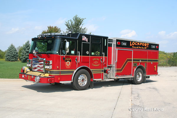 Lockport FPD Engine 1