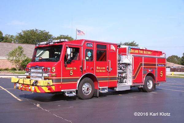 Orland FPD Engine 5