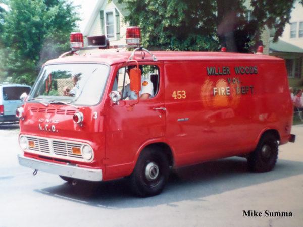 Miller Woods Volunteer Fire Department