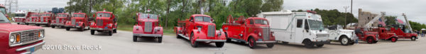 antique fire engines