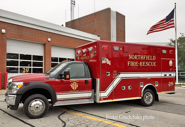 Northfield FD Ambulance 29