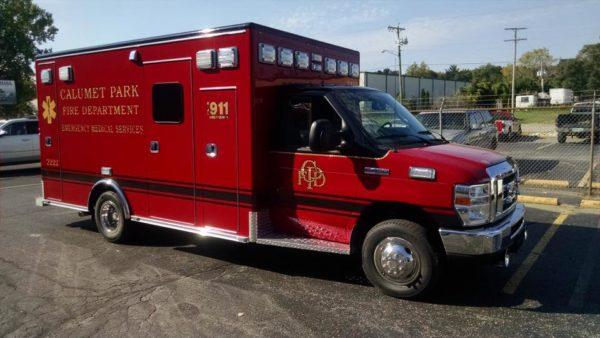 Calumet Park FD Ambulance 2222
