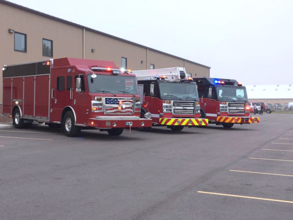 Rosenbauer America builds Chicago FD squads