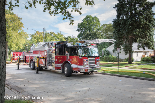 Northfield FD Truck 29