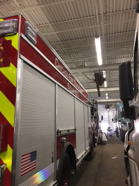 Rosenbauer builds new units for Chicago FD Squad company