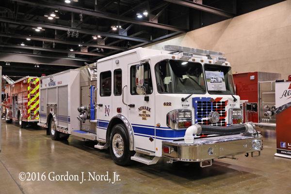 Newark FPD Engine 622