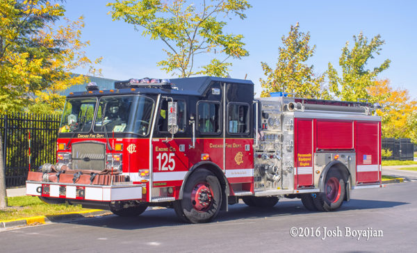 Chicago FD Engine 125