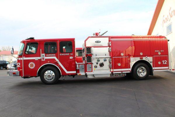 Aurora FD Engine 12