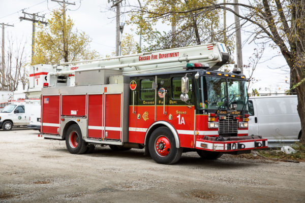 Chicago FD Squad 1A