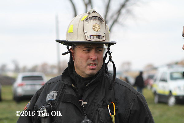 Big Rock FPD Assistant fire chief