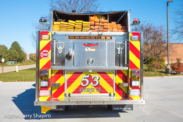 Lincolnshire-Riverwoods FPD Engine 53 HME RAT