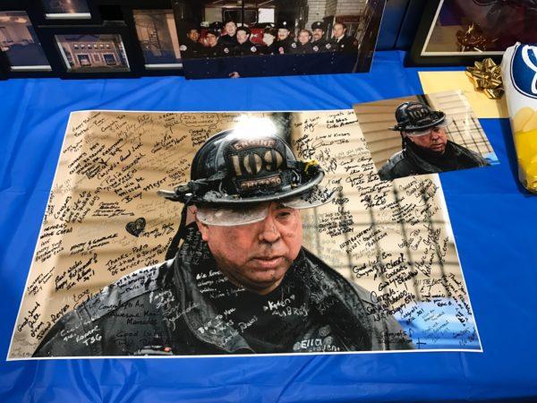 CFD Firefighter Pete Romero
