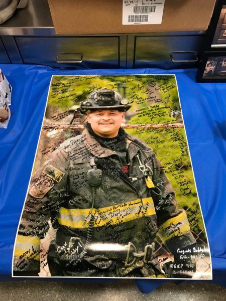 CFD Firefighter Bobby Herrera