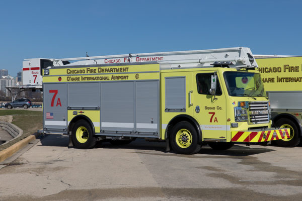 Chicago FD Squad 7A