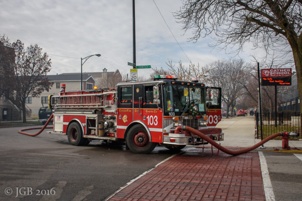 Chicago FD Engine 103