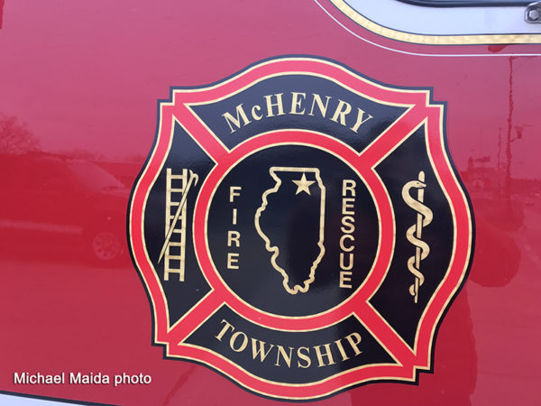McHenry Township FPD decal