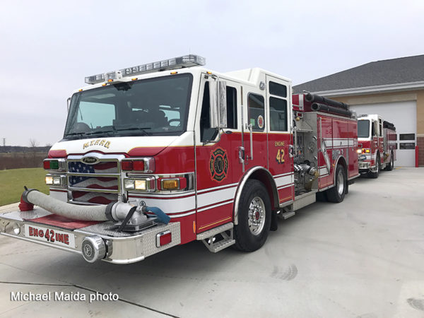 McHenry Township FPD Engine 42