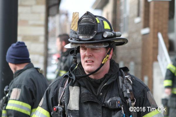 Cicero Firefighter