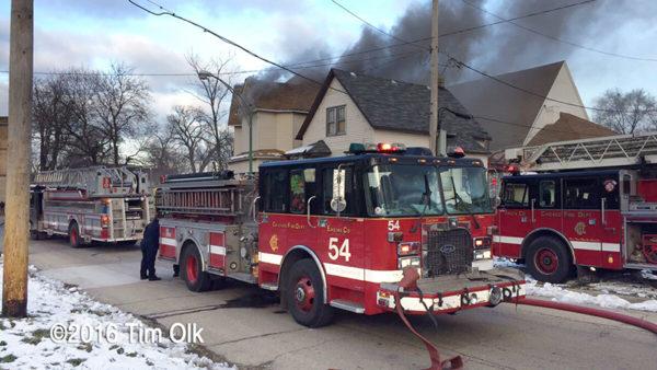 Chicago FD Engine 54