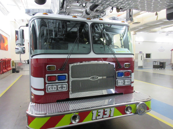 Gurnee FD Truck 1331