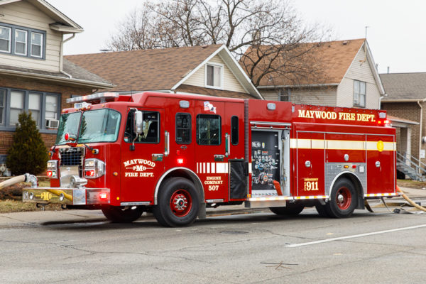 Maywood FD Engine 507