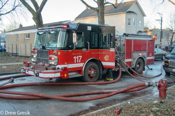 Chicago FD Engine 117