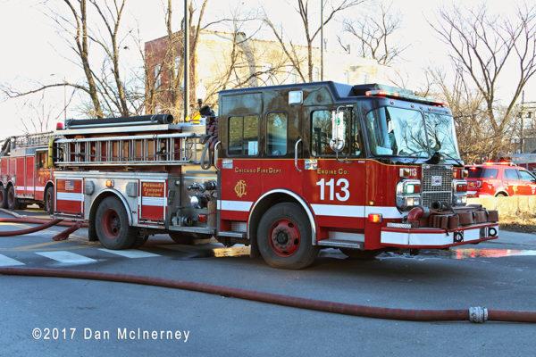 Chicago FD Engine 113