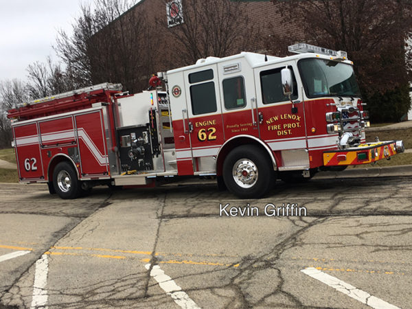 New Lenox FPD Engine 62