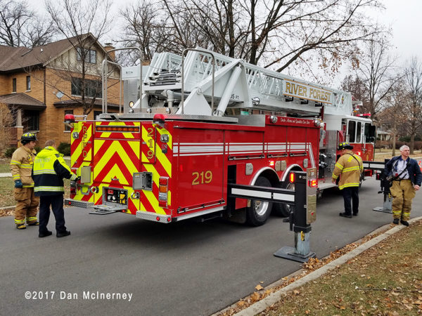 River Forest FD Truck 219