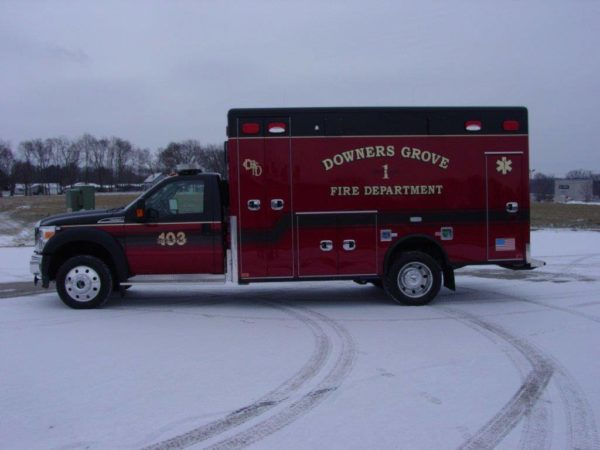 Downers Grove FD Medic 103