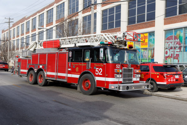 Chicago FD Truck 52