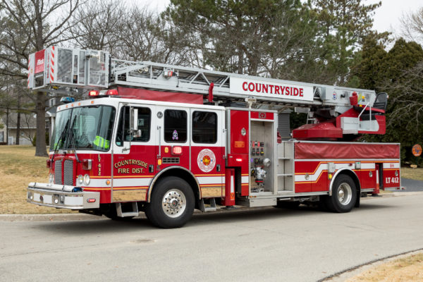 Countryside FPD tower ladder