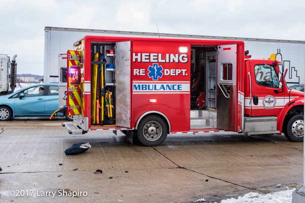 Wheeling FD Ambulance 24