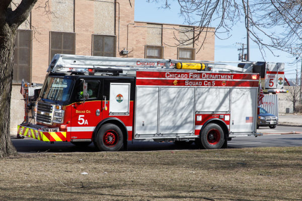 Chicago FD Squad 5