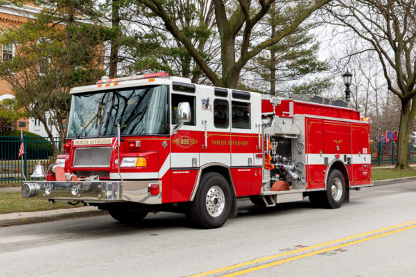 North Riverside FD Engine 808