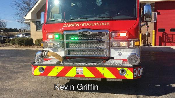 Darien-Woodridge FPD Engine 90