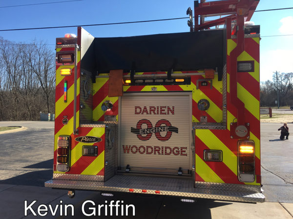 Darien-Woodridge FPD Engine 90