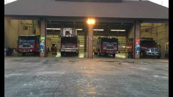 University Park Fire Station