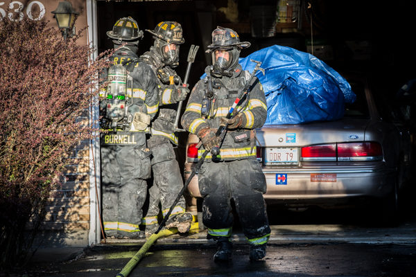 Lincolnshire-Riverwoods FPD in PPE