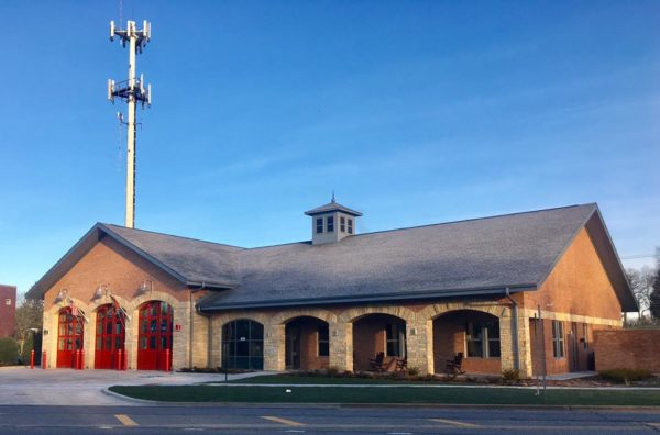 New fire station for the Lockport Township FPD