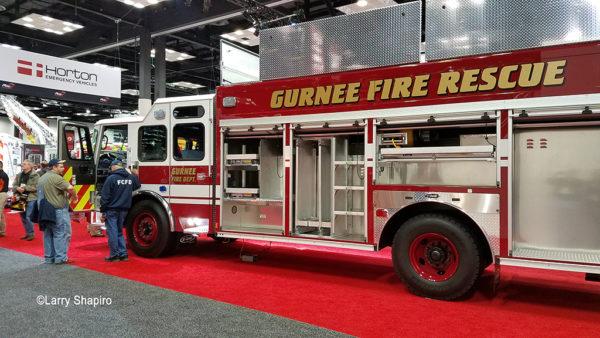 Gurnee FD Squad 1352