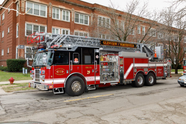 Northfield Fire Rescue Truck 29