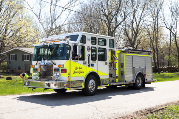 Fox Lake FPD fire engine