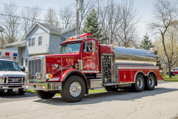Fox River Grove FPD tanker