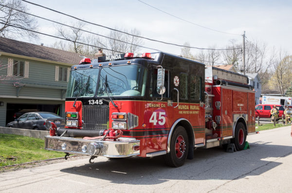 Nunda Rural FPD Engine 45