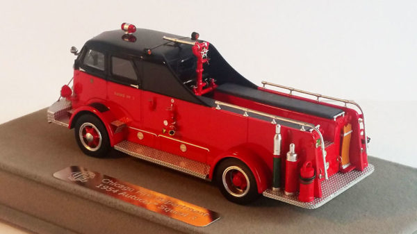 CFD Autocar Squad 3 replica model