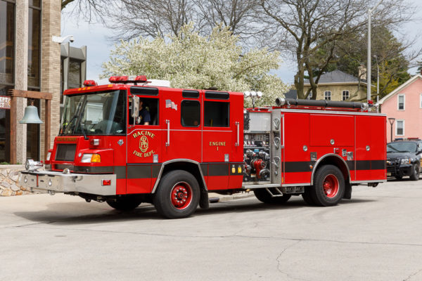 Racine FD Engine 1