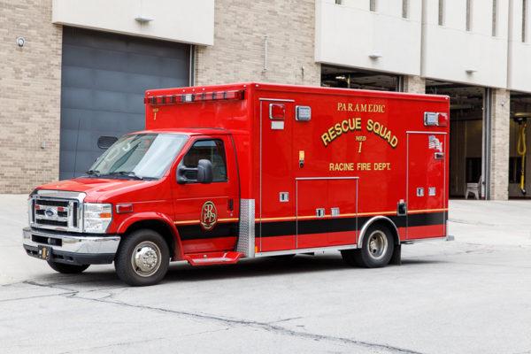 Racine FD Rescue Squad 1